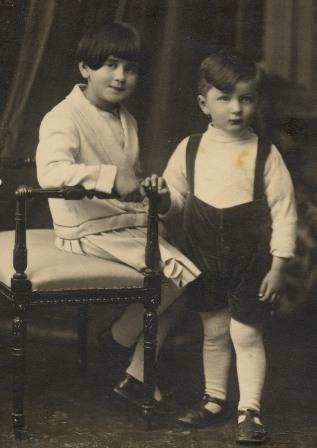 Giuseppina e Antonio Giacino