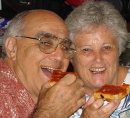 A. Bertucci e moglie