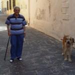 Roberto Militello ed il suo fedele amico