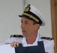 Discorso di insediamento – Capo 1^ Classe Paolo Campodonico
