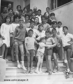 Scolaresca – Ora di religione 1962