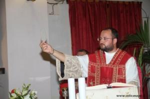 Vespri solenni per San Bartolomeo