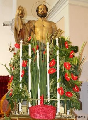 San Bartolomeo Apostolo – Santa Messa Solenne