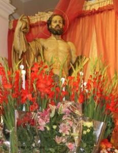 Festeggiamenti in onore di San Bartolomeo Apostolo