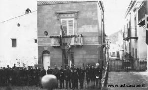 Manifestazione dell'epoca