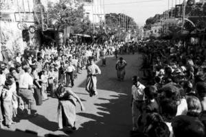 San Bartolomeo – Corsa dei sacchi in piazza