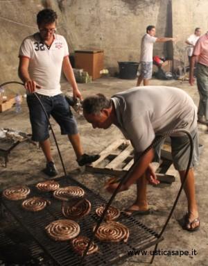 San Bartolicchio – grigliata di salsiccia, pentolacce e balli