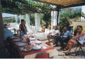 Da salvatore licciardi un pranzo speciale per ospiti americani ustica sape - Menu per ospiti a pranzo ...