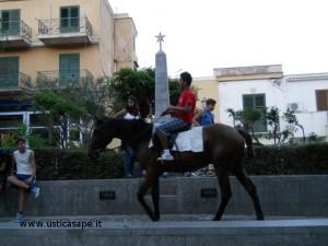 La sfilata del cavallo