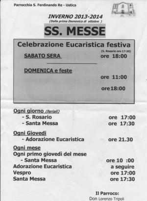 Orario Messe Parrocchia Villa D Alm Ef Bf Bd