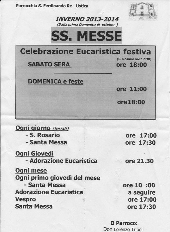 Parrocchia-San-Ferdinando-Re-di-Ustica-–-Orario-invernale-delle-Sante-Messe-