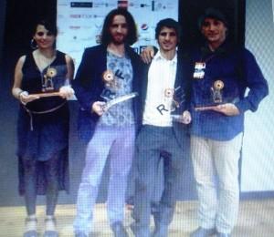 """Riccardo Cannella con """"Run Away the Series"""" ha vinto 4 premi"""