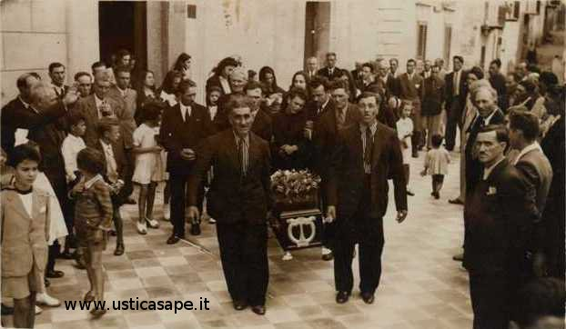 Funerale Gaetano Licciardi 12.10.941