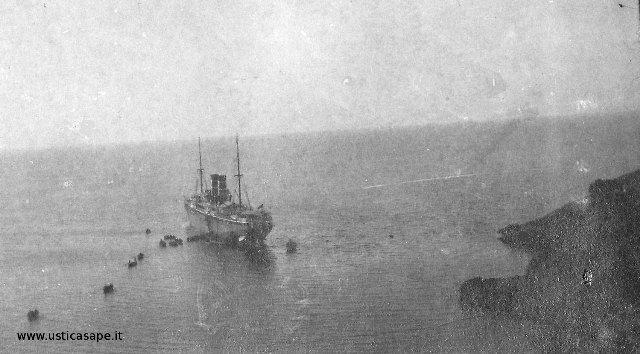 Nave in rada – sbarco e imbarco passeggeri