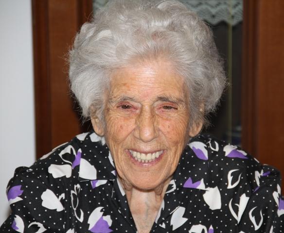 l'ultimo saluto alla simpatica nonnina Emilia Patricolo Salerno