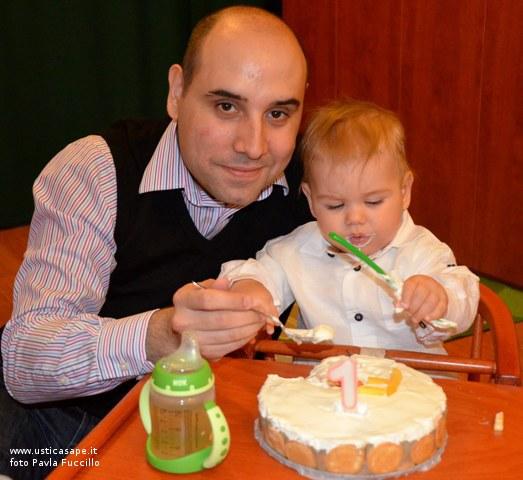 Buon Compleanno al piccolo Elias Donato Fuccillo