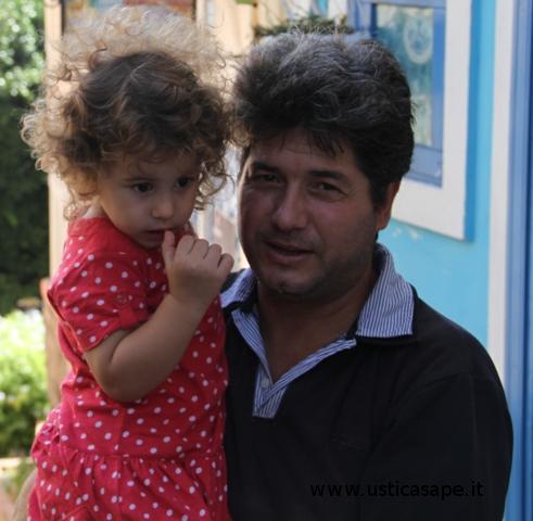 Papà Angelo e figlia