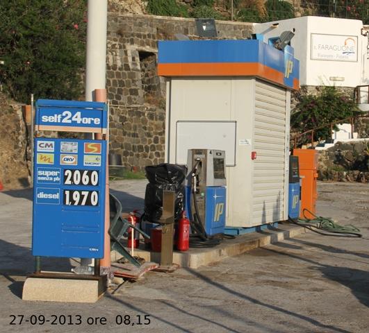 Distributore di carburante: Riceviamo dal Sindaco Attilio Licciardi  e pubblichiamo
