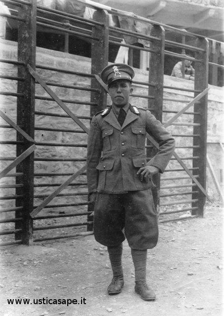 Giacomo Caserta – Militare in Africa