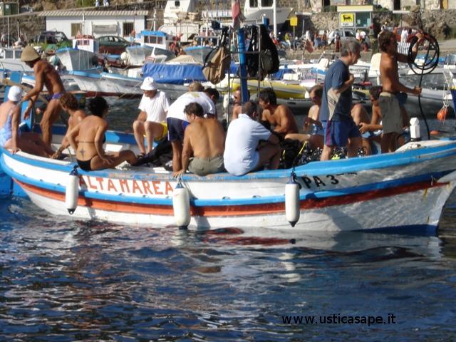 Altamarea diving