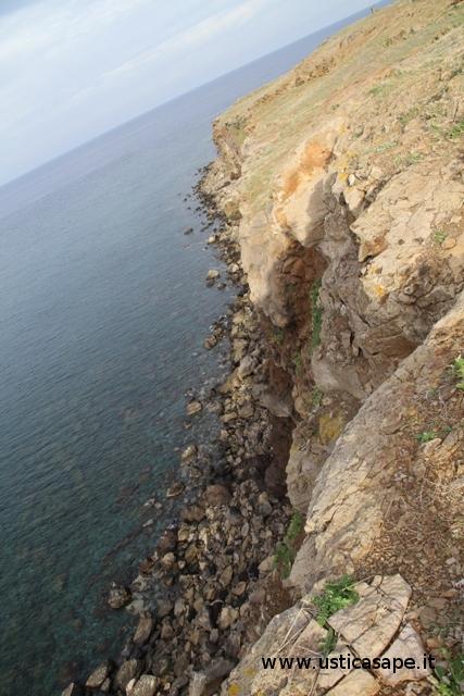 Zona Gorgo Salato particolarmente indicata per l'Area Marina Protetta