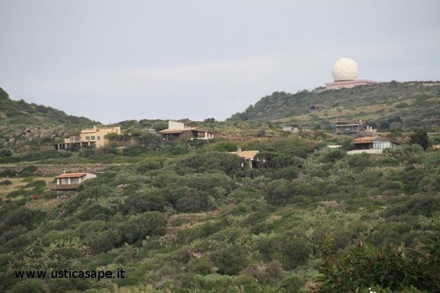 Vista Radar dallo Spalmatore