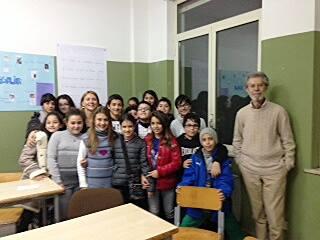 """Con il Corso di Giornalismo nasce la testata: """"Ustica dei Ragazzi""""."""