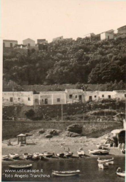 Vecchie case di pescatori