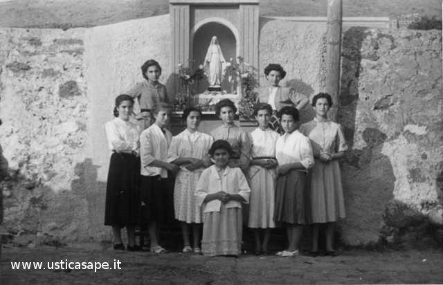 Ragazze dell'Azione Cattolica