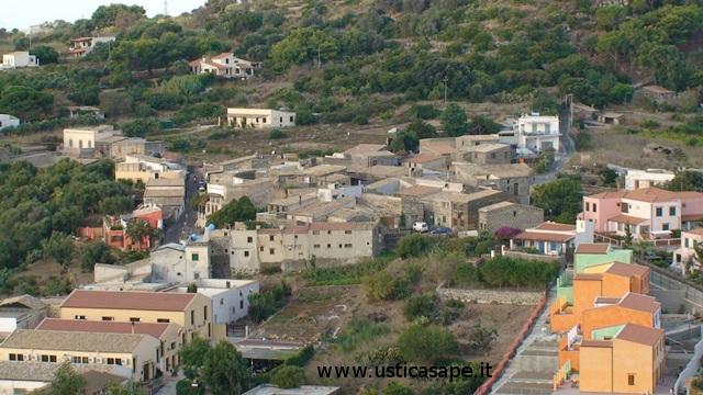 Ustica: Vecchio Borgo