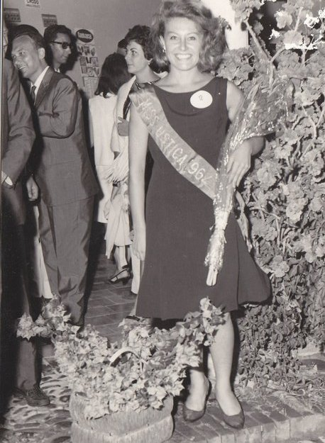 Miss Ustica 1964