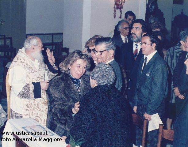 cinquantesimo anniversario matrimonio Maria e Onofrio Maggiore