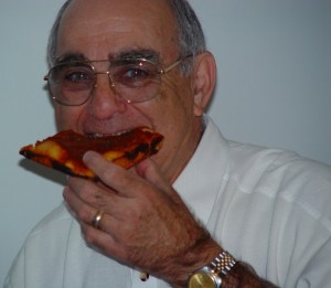 Angelo Berucci pizza usticese