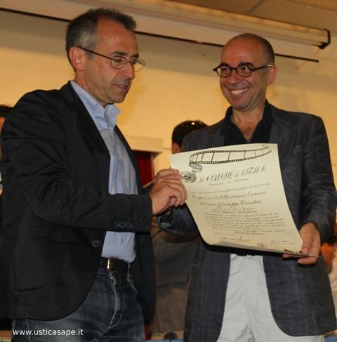 conferimento cittadinanza onoraria. Regista Giuseppe Tornatore