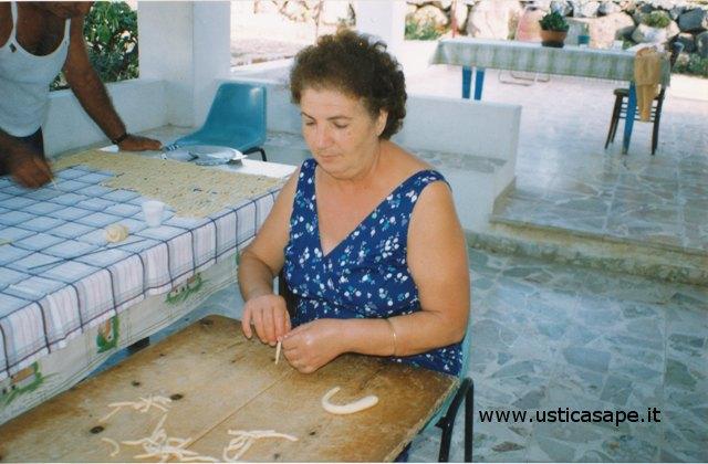 Pasta di casa - cavati