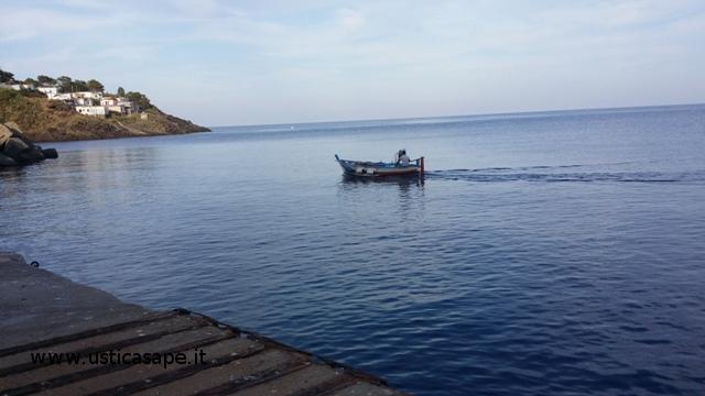 di ritorno dalla pesca