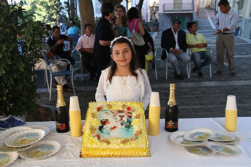 Clara Palmisano - la mia Prima Comunione