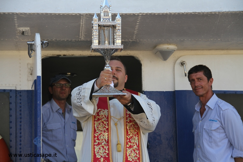 Accoglienza Reliquie del Martire Palermitano Don Padre Pino Puglisi
