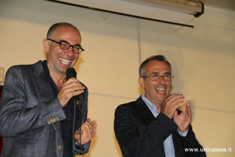 Conferimento cittadinanza onoraria al regista Giuseppe Tornatore