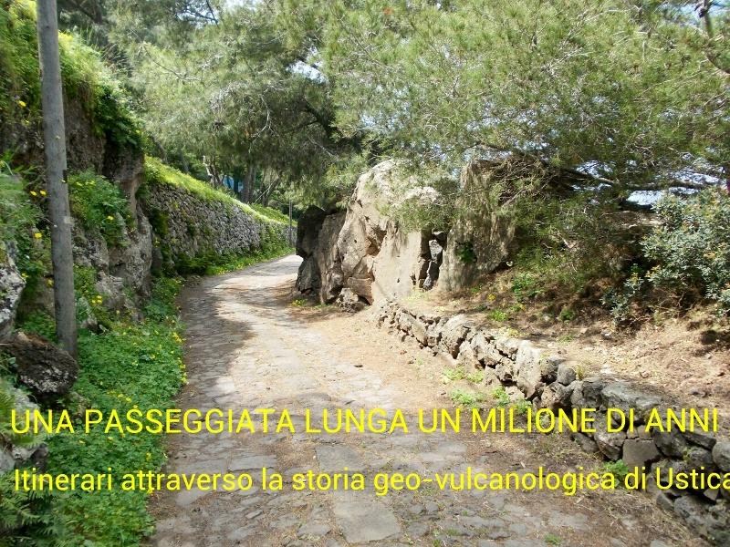 Passeggiata - itinerari Ustica