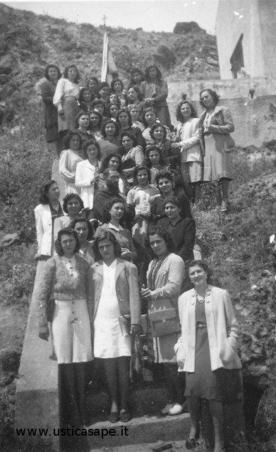 Donne del'Azione Cattolica- escursione