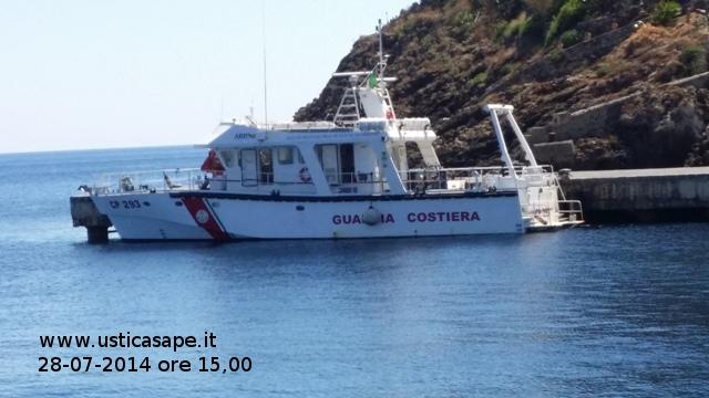 Nave Oceanografica dell'ARPA