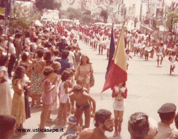 San Bartolo  1979 le majorette