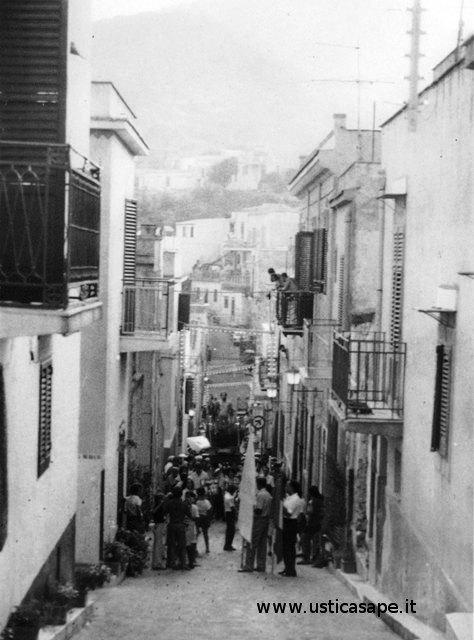 Processione San Bartolomeo a Via Confini