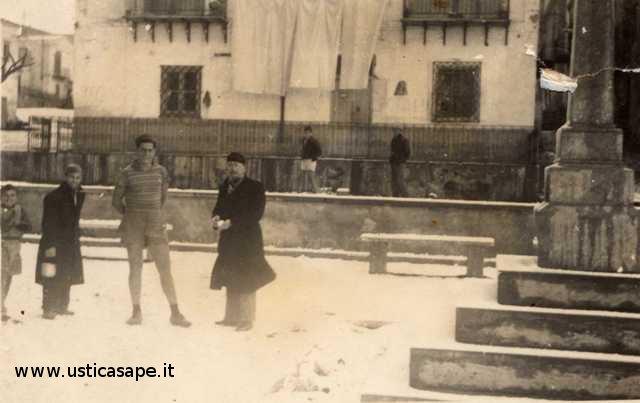 F.A.3379 Nevicata ad Ustica