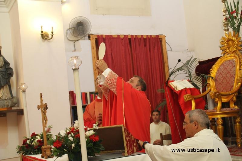 Santa Messa in onore del Santo Patrono San Bartolomeo