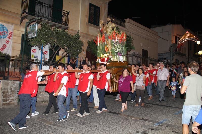 Processione San Bartolomeo 2014