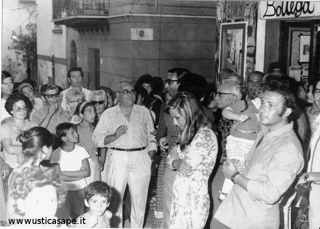 Bottega d'arte Nino Bertucco - Inaugurazione mostra