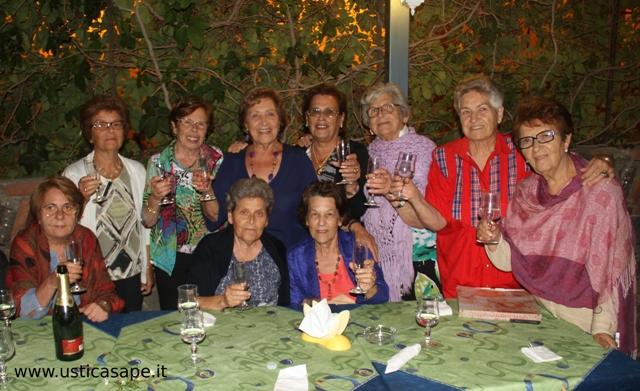 Cena di saluto con amiche