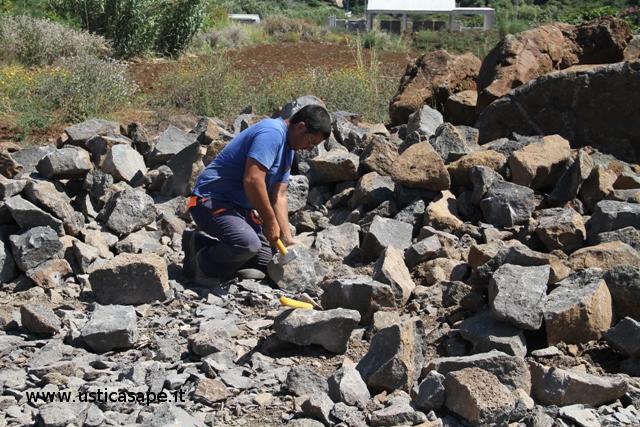 Bravo preparatore di pietre